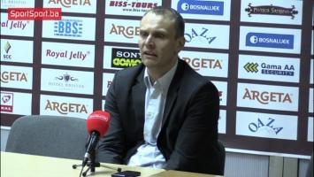 Gvozdić: Ulazak u finale je za nas veliki upjeh