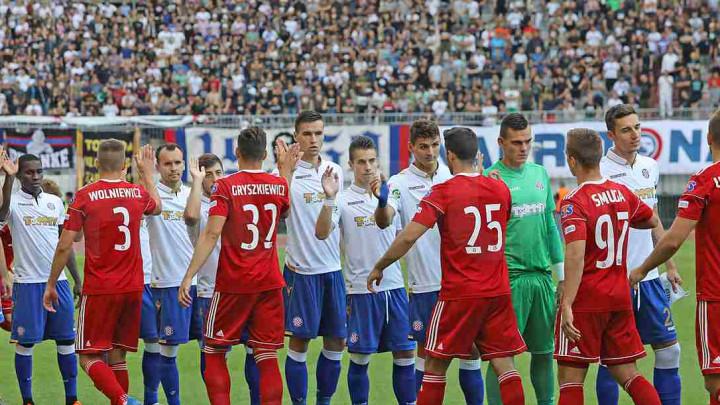 Beširović uspješno debitovao za Hajduk