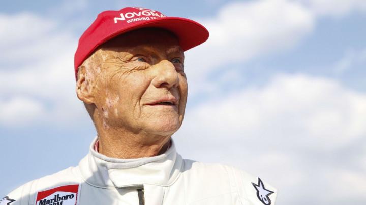 Preminuo Niki Lauda!