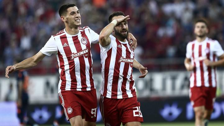 Olympiakos pregazio Krasnodar i jednom nogom se plasirao u grupnu fazu