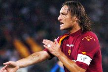 Pogledajte deset najboljih golova Tottija u dresu Rome