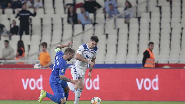 Gojak propušta najbitniju utakmicu Dinama u dosadašnjem dijelu sezone