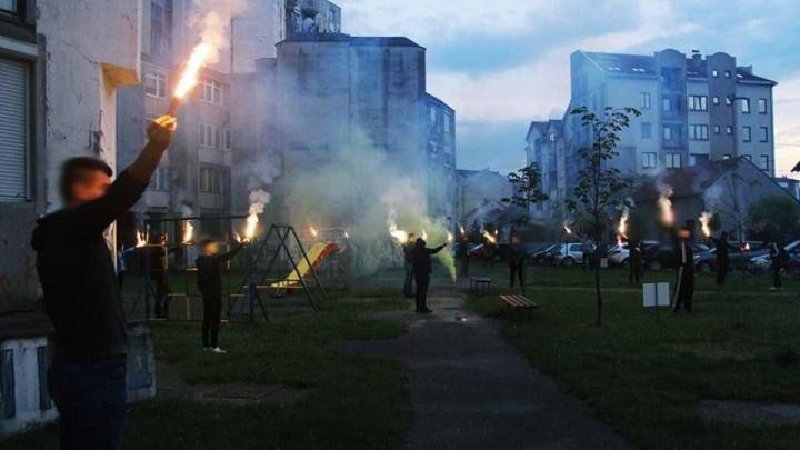 Kako je navijačka grupa Incident obilježila 75. rođendan FK Radnik