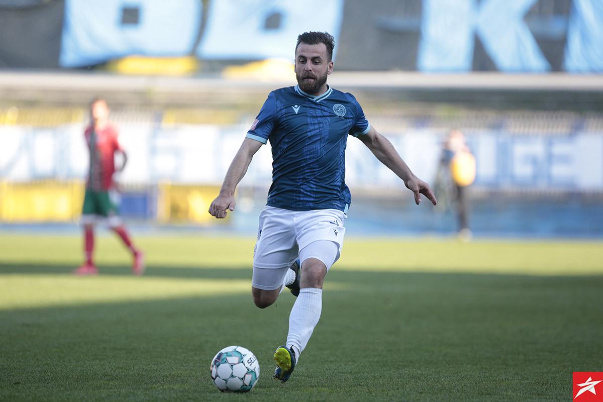 Mladen Veselinović novi igrač FK Sloboda!