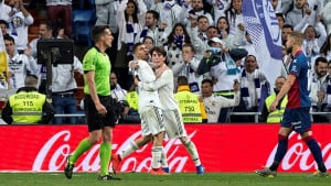 Karim Benzema spasio Real Madrid velike blamaže