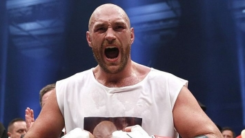 Zvanično: Tyson Fury se vraća u ring!