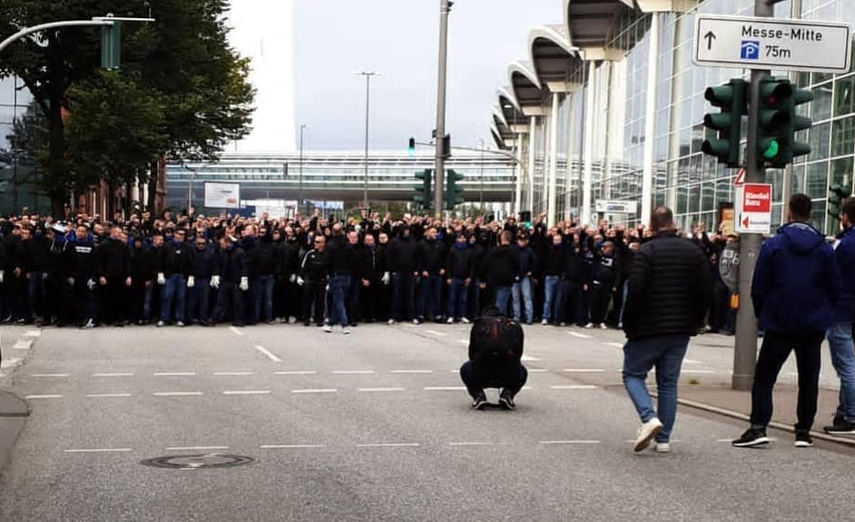 Derbi za koji žive: Njemačka bruji o transparentu navijača St. Paulija