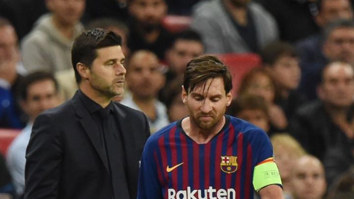 Pochettino: Želja mi je da se za deset godina vratim u svoj klub s Lionelom Messijem