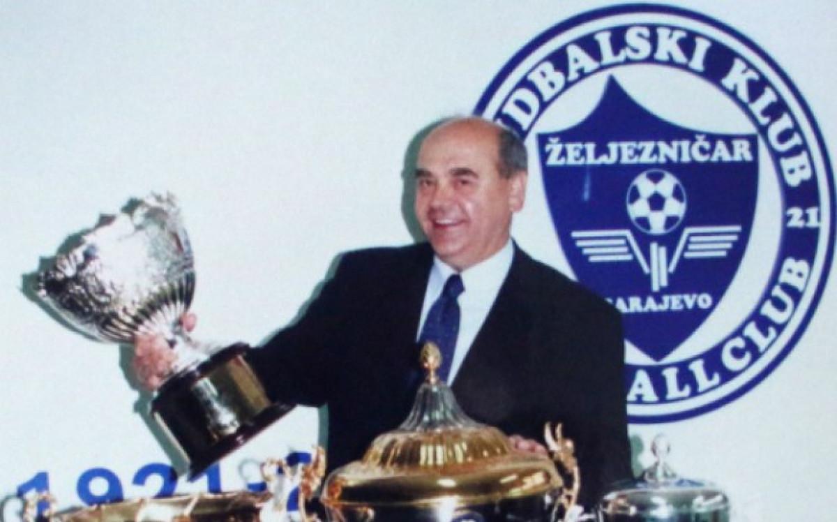 Preminuo nekadašnji predsjednik FK Željezničar Redžad Ćatić