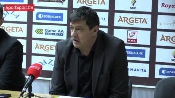 Sladojević: Bosna je u ovom momentu  kvalitetnija ekipa