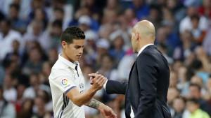 James ostaje u Realu, osim ako na Bernabeu ne stigne nesuđeno pojačanje Uniteda?