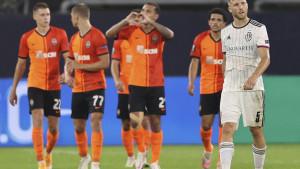 Šahtar preko Basela do Intera, Sevilla u finišu 'slomila' Wolvese i ide na Manchester