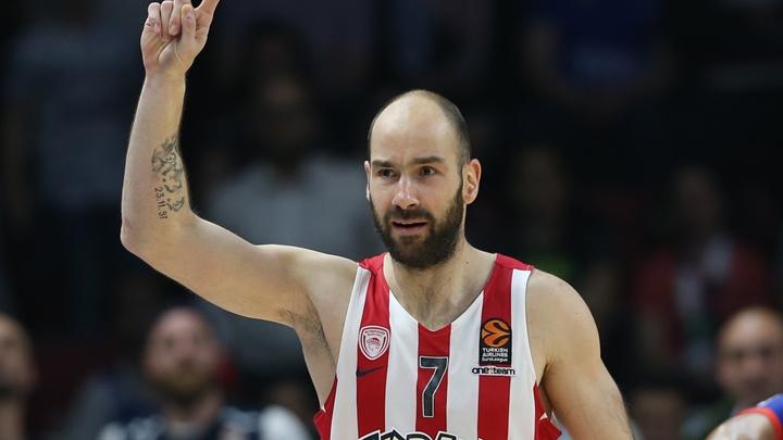Spanoulis: Zbog ovakvih trenutaka igram košarku