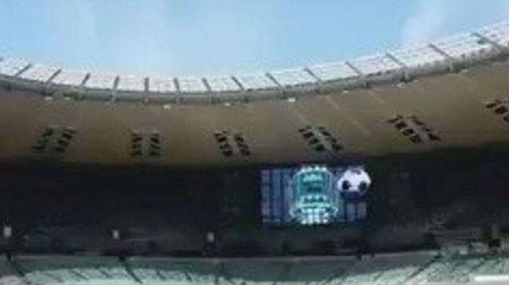 Fascinantan dodatak na novom stadionu Krasnodara