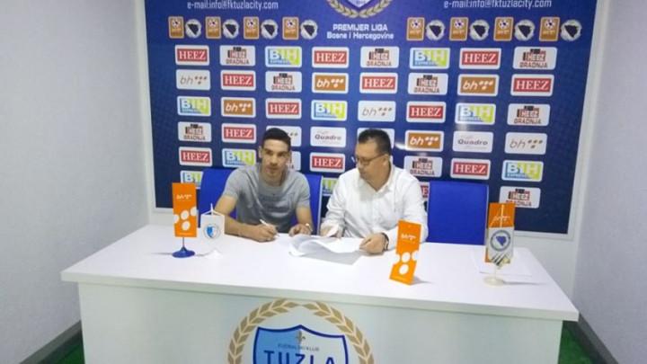 Veliko pojačanje stiglo u Tuzla City, potpisao Ubiparip