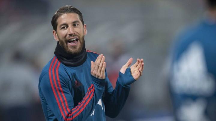 Ramos poznatom glumcu: Ja sam španski fudbaler, kažu da izgledam kao ti!