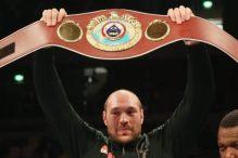 Povlači se Tyson Fury
