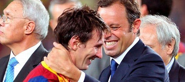 Rosell: Messi nema cijenu