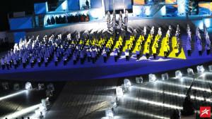 """Na olimpijskom stadionu """"Asim Ferhatović Hase"""" otvoren EYOF"""
