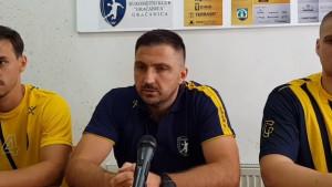 Damir Doborac: Mladi igrači moraju biti strpljivi