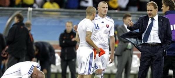 Weiss ostaje selektor Slovačke