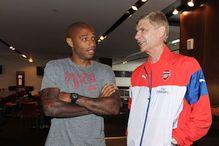 Henry: Bila bi mi čast preuzeti Arsenal