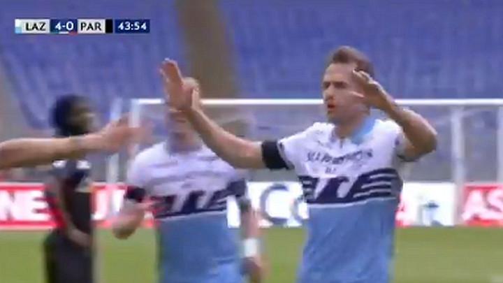 Vrlo lijep gol Senada Lulića