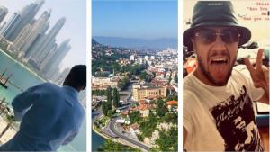 Zmajevi nastavili 'let' na godišnje: Gorit će Ibiza i Dubaji, samo jedan Zmaj doletio u svoj Šeher