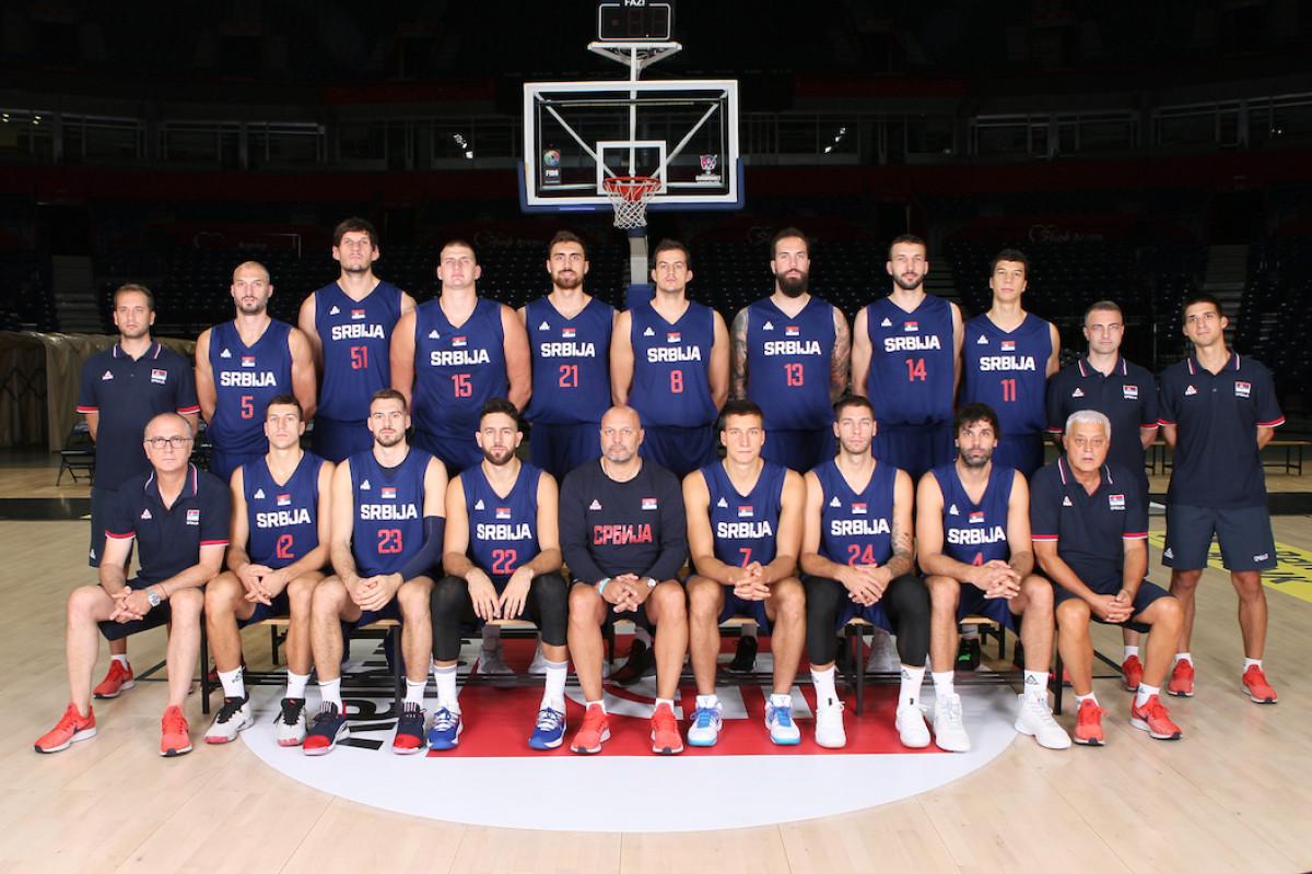 Srbija najbolja košarkaška reprezentacija svijeta