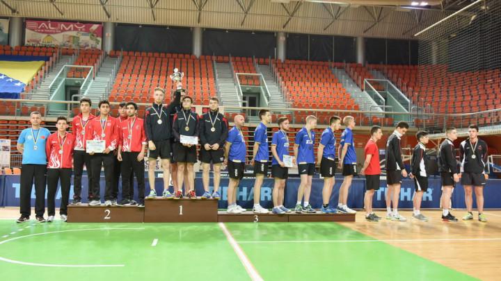 U Zenici uspješno završena Balkanijada u stonom tenisu za mlade