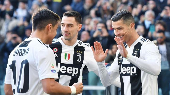 Gosti se uzalud radovali: VAR spasio Juventus protiv Sampdorije