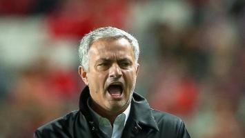 Mourinhova bilježnica puna