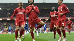 Salah objasnio svoju neobičnu proslavu gola