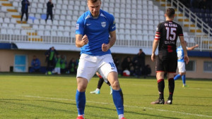 Aganspahić u timu kola nakon gola i asistencije