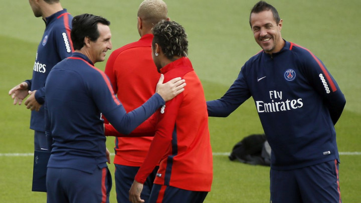 Emery: Neymar je imao potencijal da naslijedi Messija i Ronalda