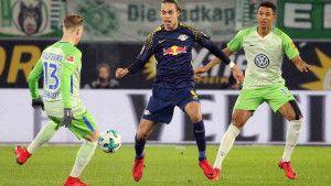 Wolfsburg i Leipzig remizirali na Volkswagen Areni