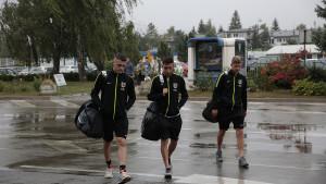 Loše vrijeme odgodilo let FK Sarajevo