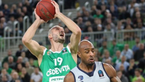 Sve bolja Cedevita - Olimpija oživjela šanse za TOP 16 Eurocupa