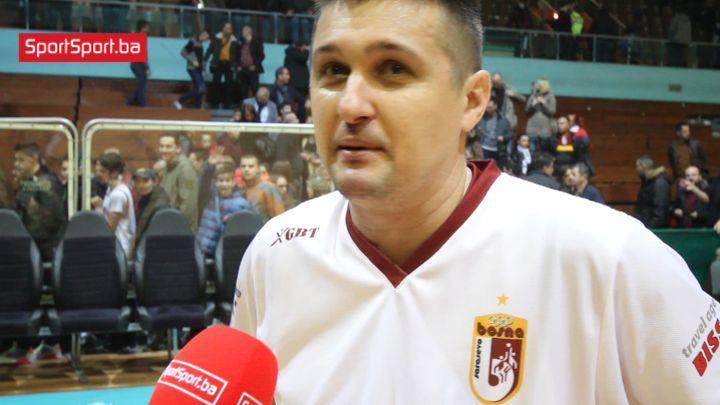Vasiljević: Napravili smo prvi korak, hvala navijačima