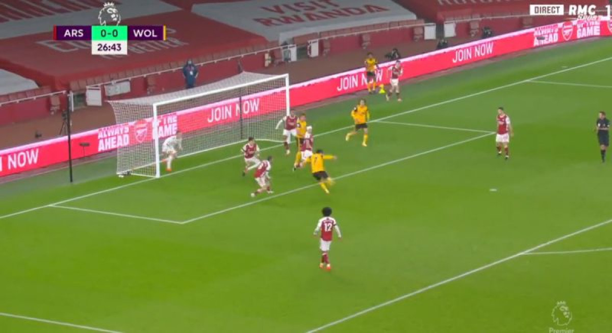 Odbrana Arsenala poklonila gol Wolvesima, Topnici postigli gol iz igre nakon skoro osam i pol sati