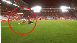 Dosta će se pričati o penalu kojeg je Everton dobio na Anfieldu