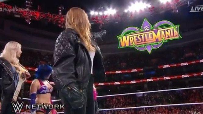 Ronda Rousey počela novu karijeru