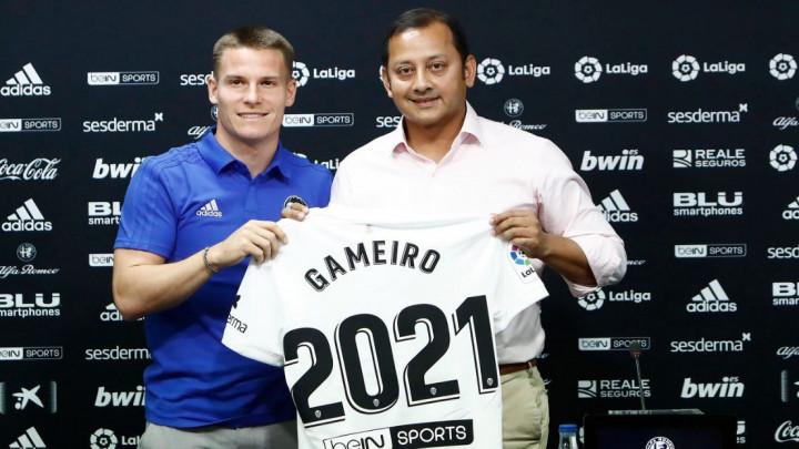 Kevin Gameiro potpisao za Valenciju