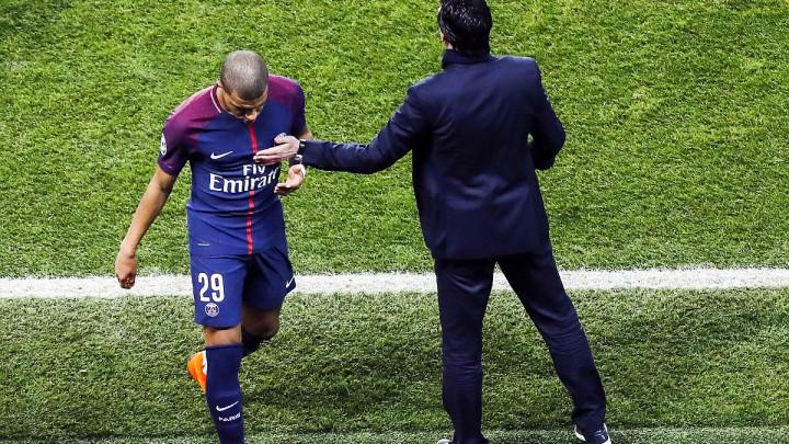 Emery: Mbappe je htio da ide u Real Madrid