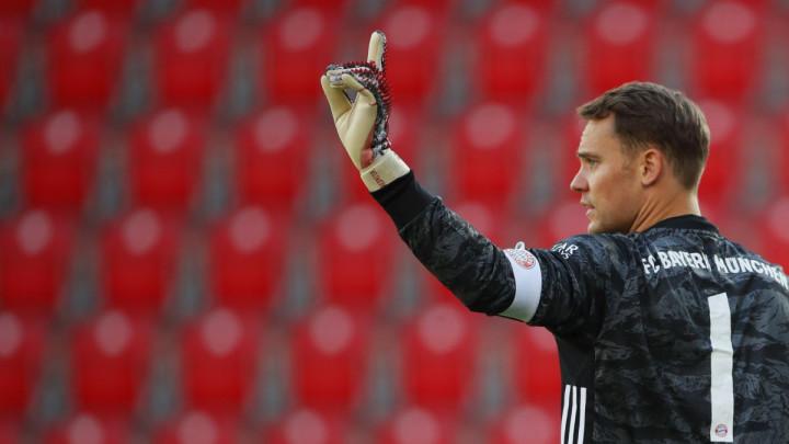 """""""Sretan sam što sam u Bayernu, a Bayern je sretan što me ima za kapitena"""""""