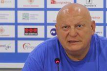 Petrović: Imamo realne šanse da eliminišemo Zetu