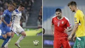 """Andalužani """"bacili oko"""" na Balkance: Gojak i Mitrović postaju saigrači?"""