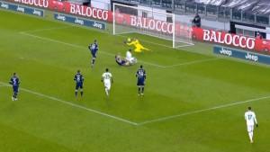 Defrel se poigrao sa odbranom Juventusa i zabio gol