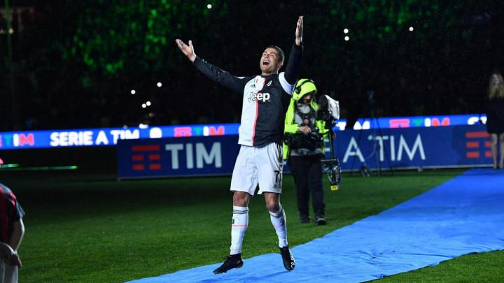 Čelnici Juventusa pitali Ronalda koga da dovedu za novog trenera, a on ih iznenadio odgovorom