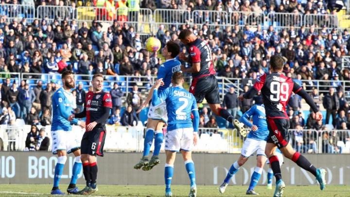 Veliki kiks Intera protiv Leccea, Bologna i Verona podijelili bodove